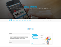 IVAS | Responsive Value added service Company Website