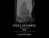 STEEL STANDING LICENSING BOOK 2015