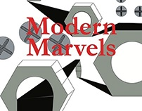 Modern Marvels - Poster
