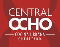 CENTRAL OCHO