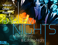 Harlem Nights Casino Night
