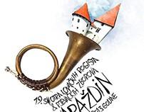 Hunting horn festival identity