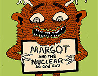 Margo and the Nuclear So and So's Poster