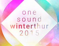 One Sound Winterthur - A fictional music festival