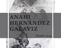 Anahi Hernandez Galaviz's Dossier