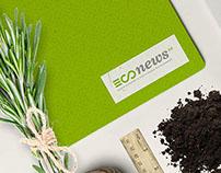 Branding Identity / Eco-news