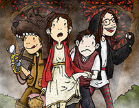 """Poster de """"El Club dels Llops"""" de Les Maries Teatre"""