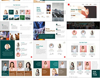 PRODUCT PRESENTATION TEMPLATE