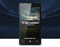 Liga Fantastica - Windows Phone