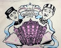 Grand Budapest Hotel Tote