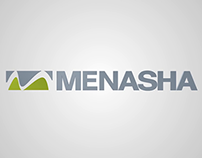 Menasha Corporation Motion Logo