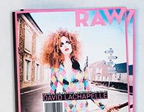 Raw · Magazine