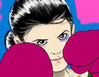 Boxeadora proyecto personal