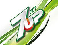 7 UP - Branding