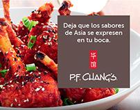 P. F. Chang's - Facebook app
