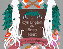 The Royal Kingdom of the Sleepy Forest