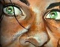 Ojos de esmeralda
