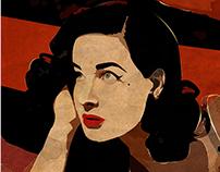 Dita Von Tesse Portrait