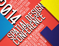 2014 Spatial Design Conference