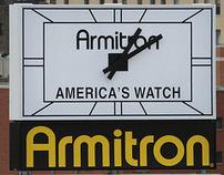 Armitron Clock - New Yankee Stadium