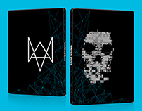 Watch_Dogs: Steel Book