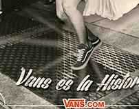 Prints Classic Vans (Proyecto Académico)