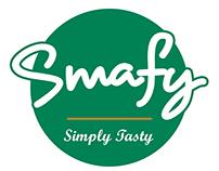 Smafy Web site design concept