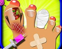 Toe nail doctor