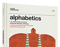 'alphabetics' | book for kids | little gestalten