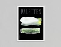 Paletten Art Journal – Redesign One 2010