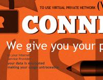 PRIVACY.IO: Visual ID/web design
