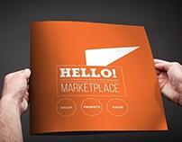 Hello Market Brochure Template