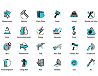 Construction - Icon Set