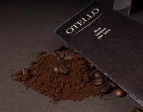 Otello / New Italian Coffee Project for packaging exam