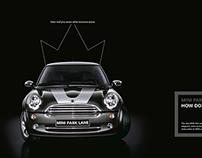 "BMW Mini ""Characters Arrows"""