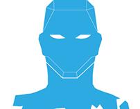 X-Men Designs: Iceman