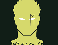 X-Men Designs: Madrox