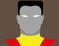 X-Men Designs: Colossus