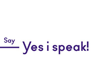 Say Yes i Speak!