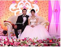 Nelson + Ria Wedding