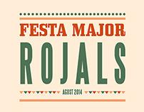 Festa Major Rojals '14