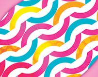 Neutrogena Wave face-cleanser Promo stickers