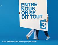 France Télévision campaign