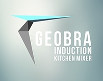 GEOBRA: Induction Kitchen Mixer Tap