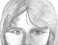 Tom Cruss - Pencil Drawing