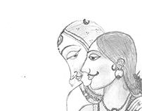 Pencil Drawing - Art2