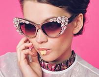 Aleksandra Kingo for Candy & Plastic