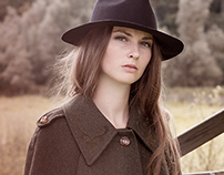 Modefotografie Testshoot met Laura
