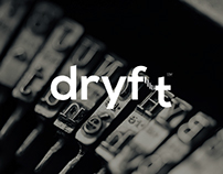Dryft.com - Re-inventing the tablet keyboard.