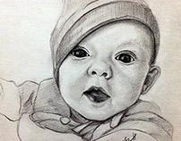 Рисунок, портрет/ Drawing,portrait